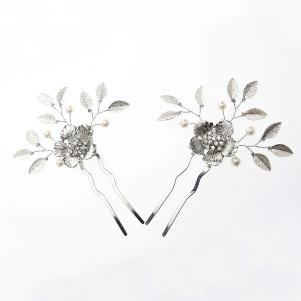 Ashby Bridal Hair Pins