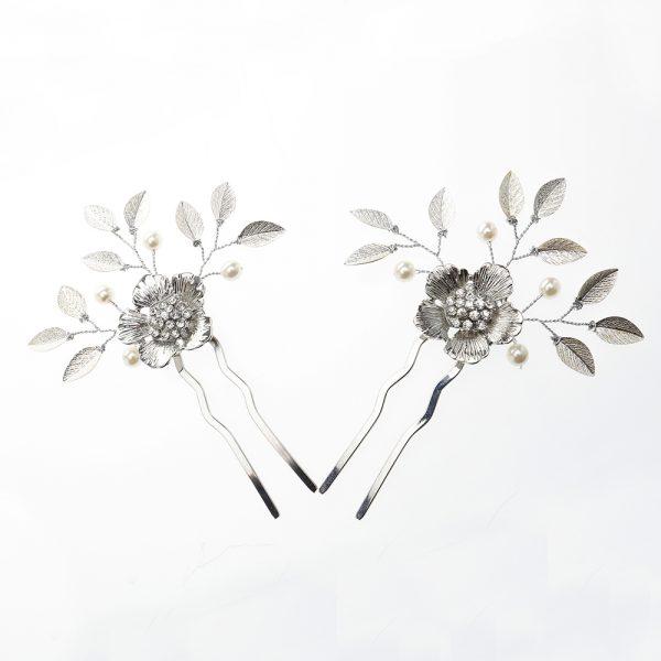 Ashby Bridal Hair Pins