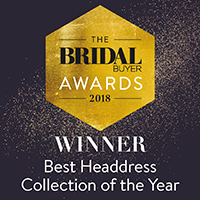 Miranda Templeton - The Bridal Buyer Awards 2016 Best Headdress Collection Finalist