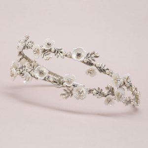 Bliss Bridal Double Band