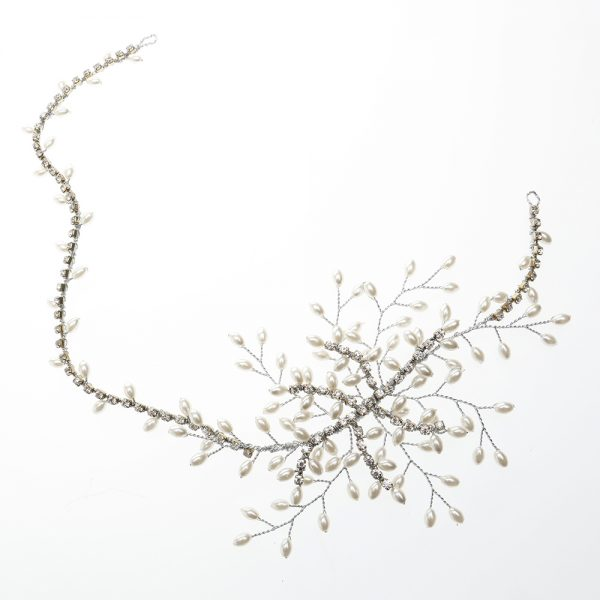 Lindley Bridal Hair Vine