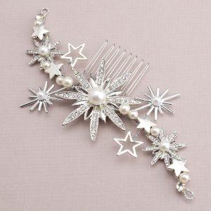 Luna Bridal Hair Comb