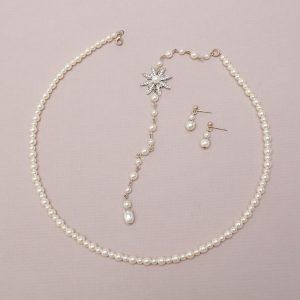 Nova Jewellery Set with Back Drop