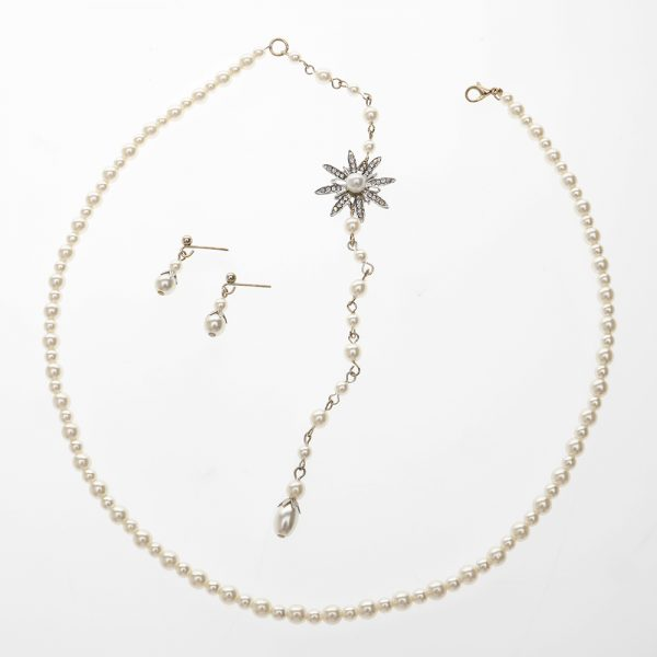 Nova Jewellery Set with Back Drop