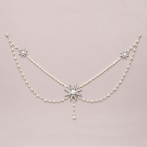 Ophelia Bridal Back Jewellery