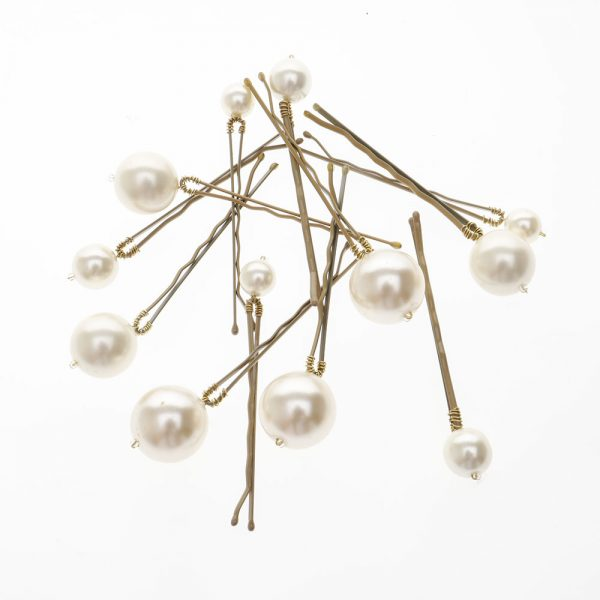 Pandora Bridal Hair Pins