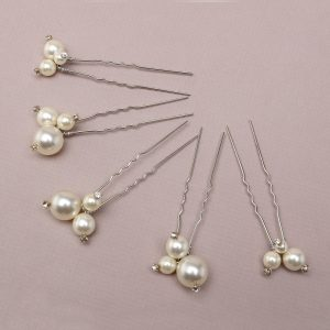 Pelegrina Bridal Hair Pins