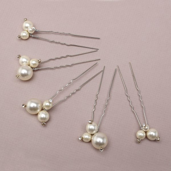 Pelegrina Bridal Hair Pins