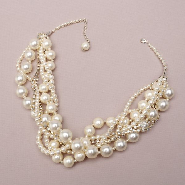 Perla Bridal Necklace