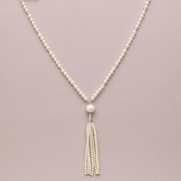 Persia Bridal Necklace with Back Drop