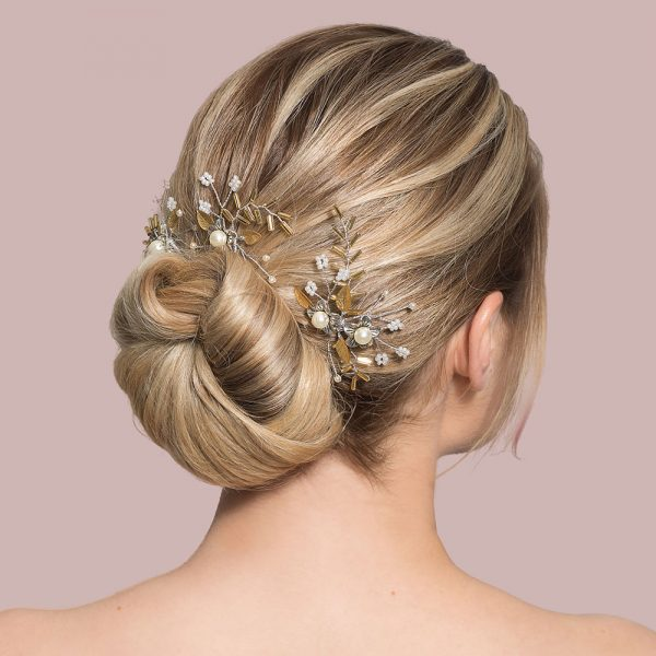 Norton Bridal Hair Pins