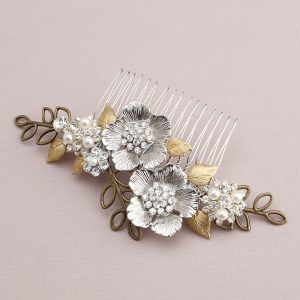 Polperro Bridal Hair Comb