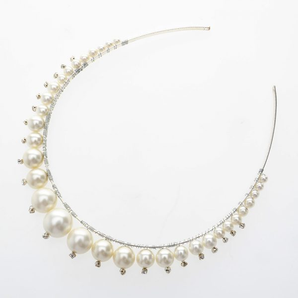 Saskia Bridal Headband