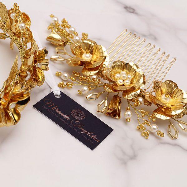 Sienna Bridal Hair Comb