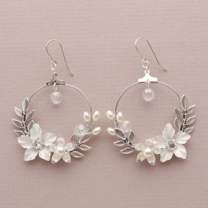 Starflower Bridal Earrings