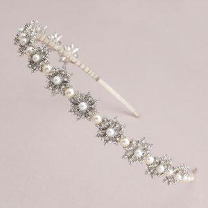 Stellar Bridal Headband