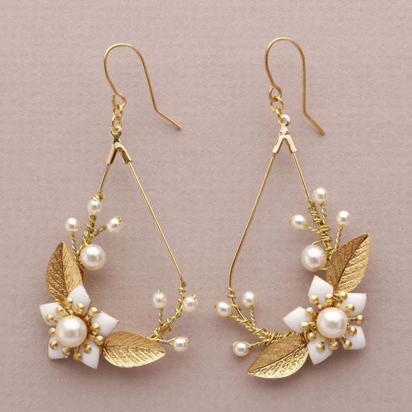 Tansy Bridal Earrings