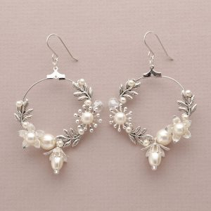 Thyme Bridal Earrings