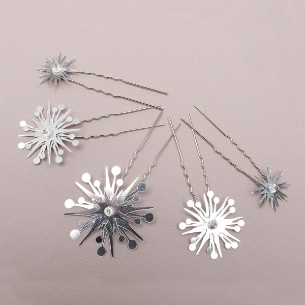 Ursa Bridal Hair Pins