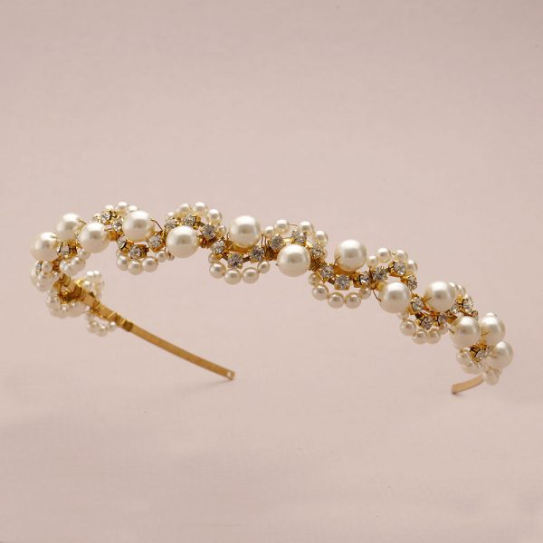 Willow Bridal Headband