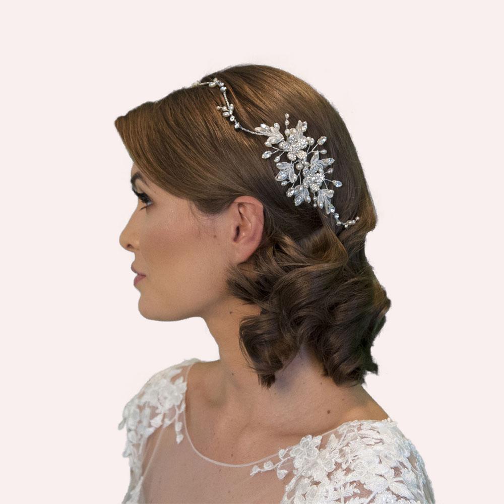Asquith Bridal Hair Vine
