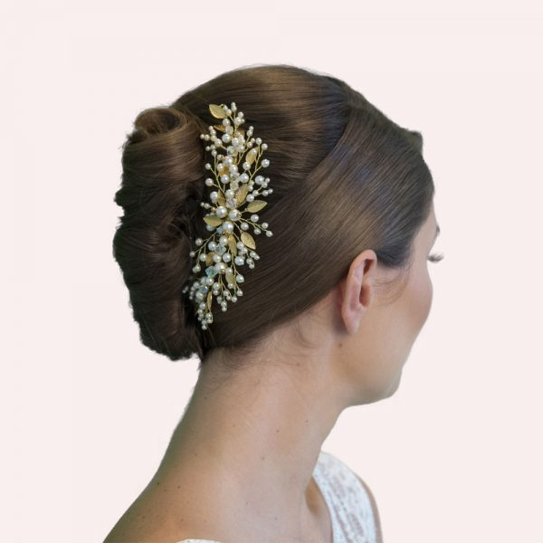 Bowdon Wedding Hair Comb