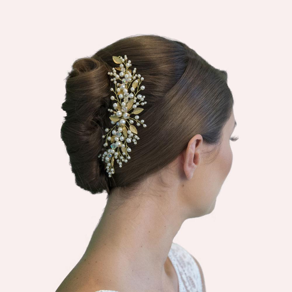 Bowdon Wedding Hair Comb