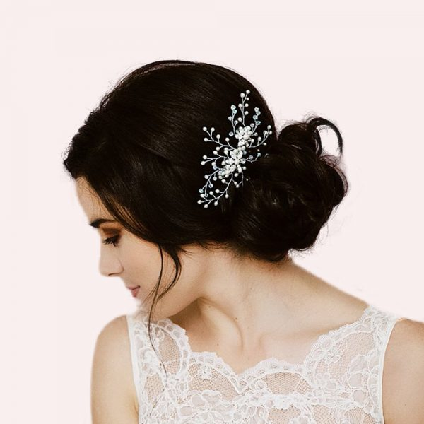 Brindley Wedding Hair Comb
