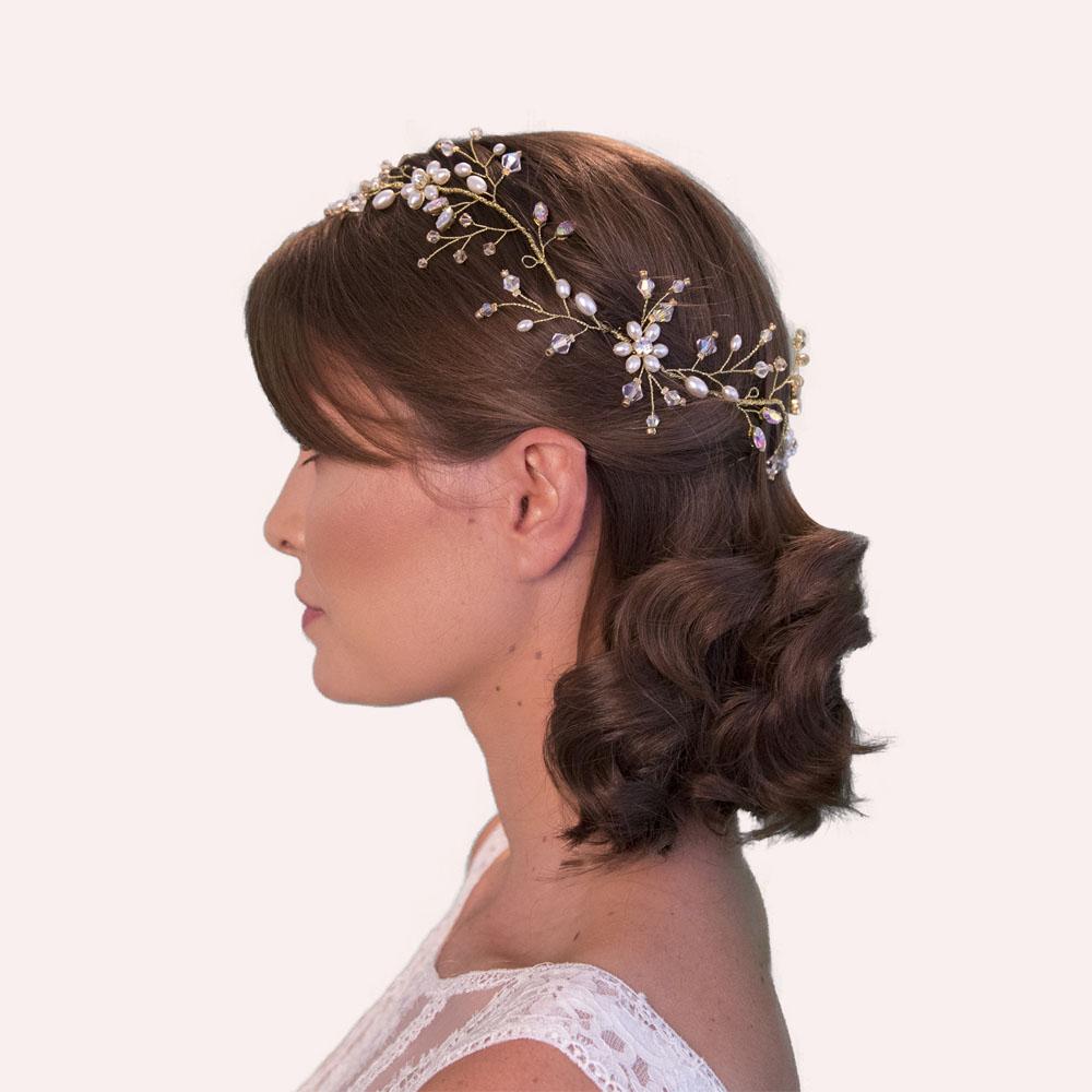 Burlington Bridal Hair Vine