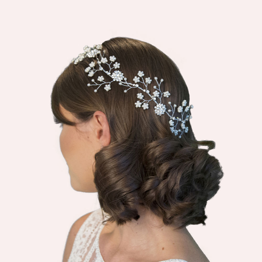 Chichester Bridal Hair Vine