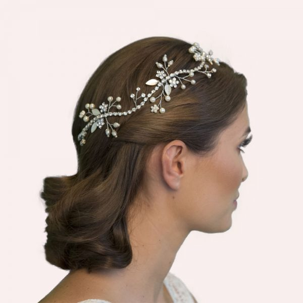Corran Bridal Hair Vine