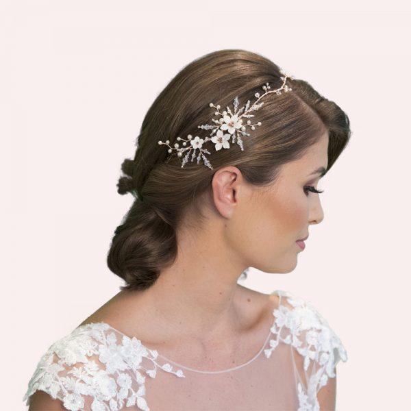 Delamere Bridal Hair Vine
