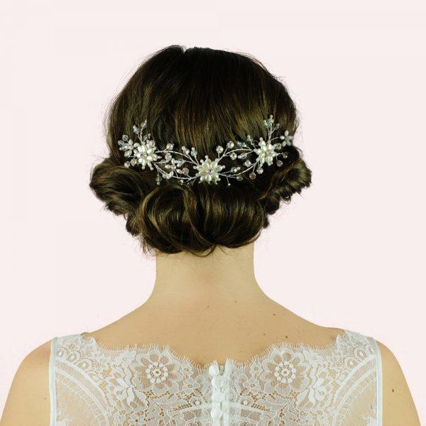 Delaney Bridal Demi Vine