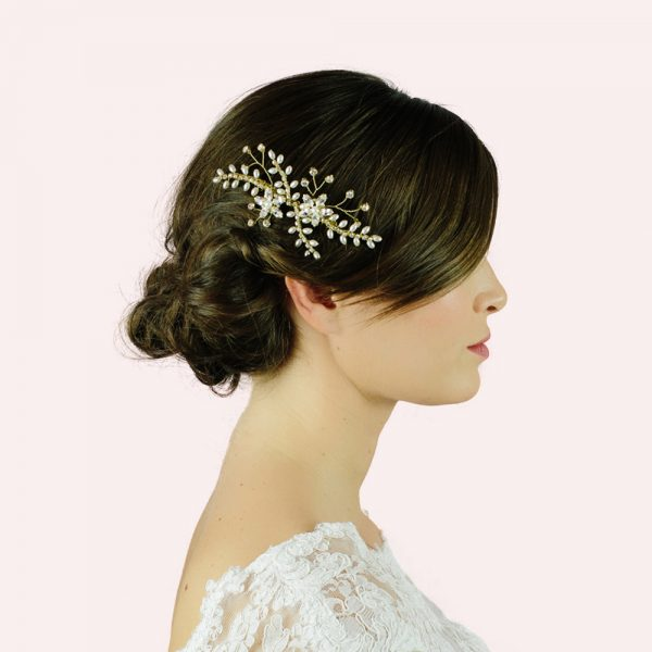 Derwent Wedding Hair Comb
