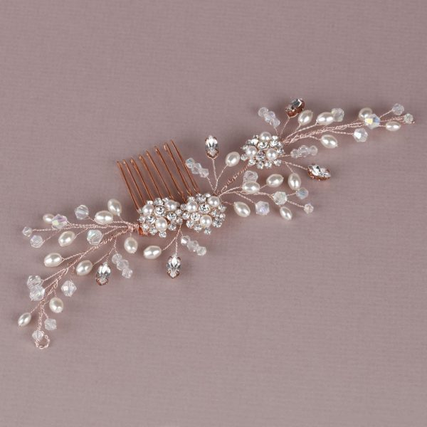 Deveraux Wedding Hair Comb