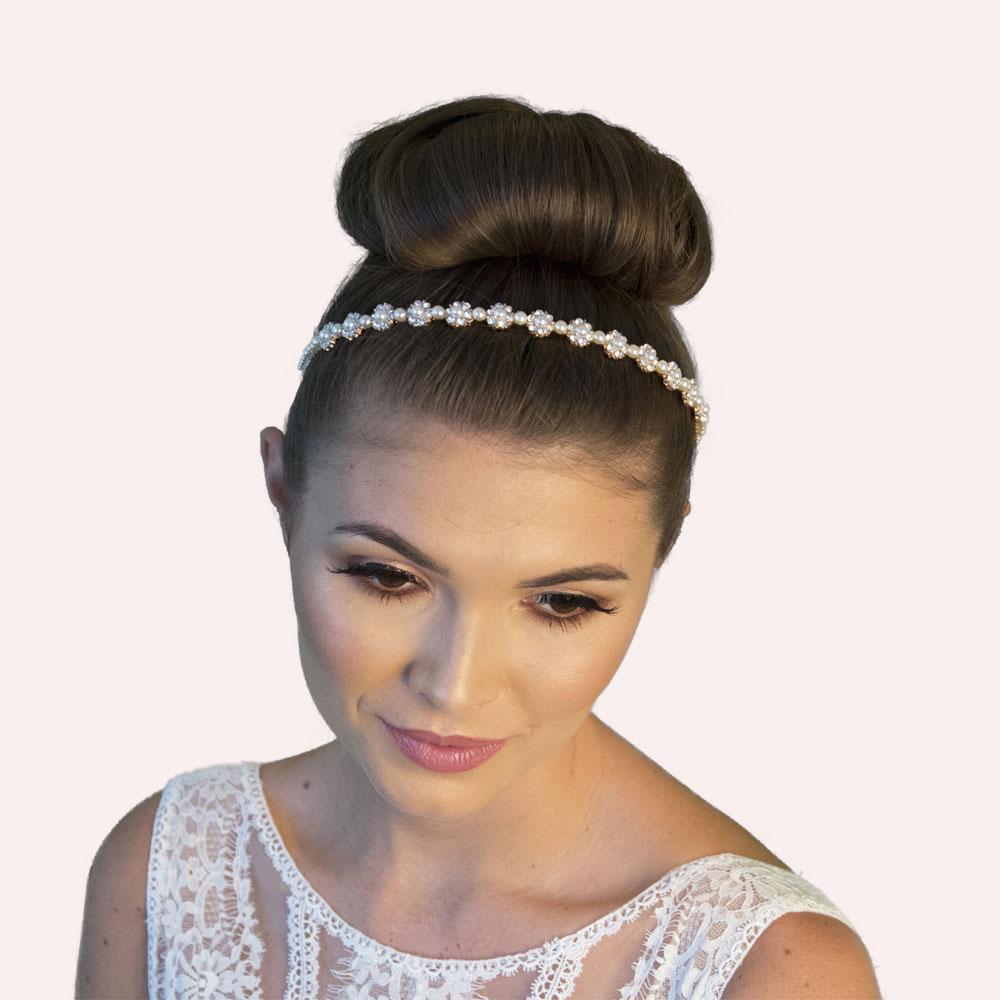 Dumont Bridal Headband