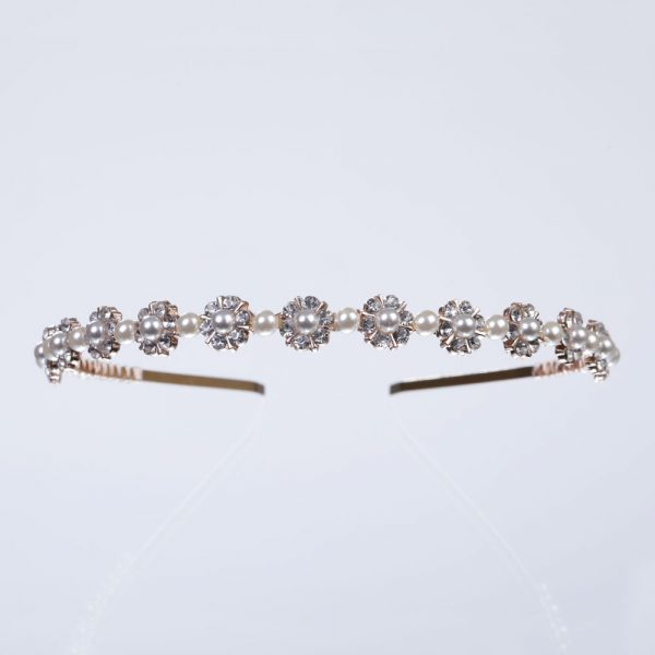 Dumont Bridal Headband