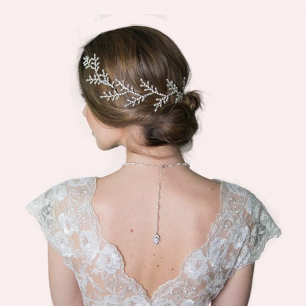Haseley Bridal Hair Vine