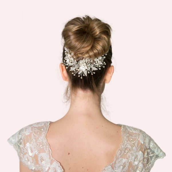 Lambert Bridal Demi Vine with Comb