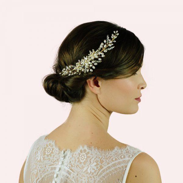 Mimosa Bridal Demi Vine