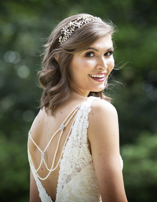 Miranda Templeton - Bridal Accessories Lookbook - Style 3