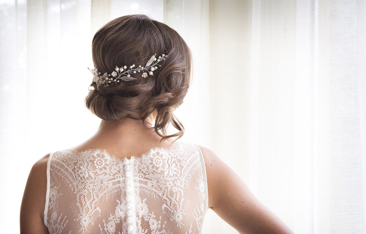 Miranda Templeton - Bridal Accessories Lookbook - Style 5
