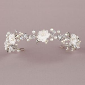 Osbourne Bridal Hair Circlet