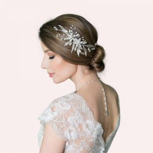 Polzeath Bridal Hair Vine
