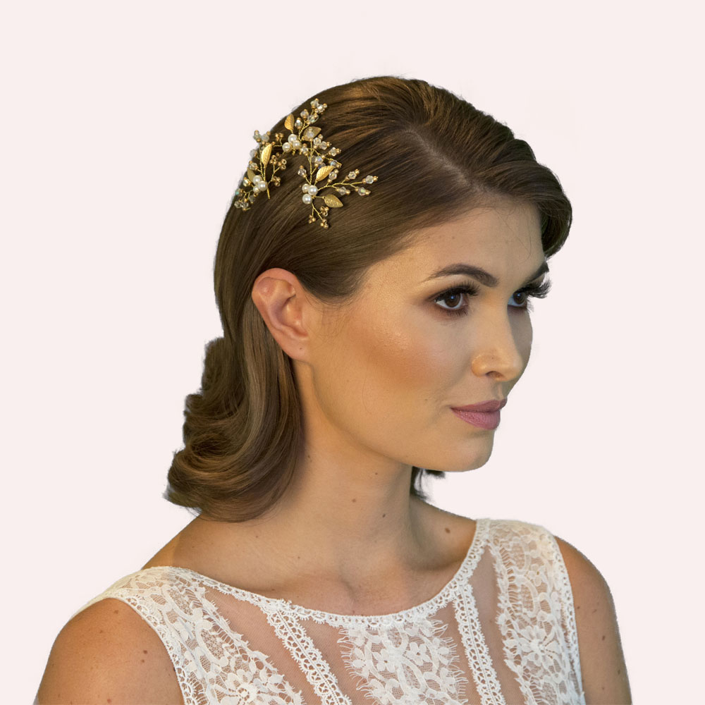 Seymoor Wedding Hair Pin, Set of 3