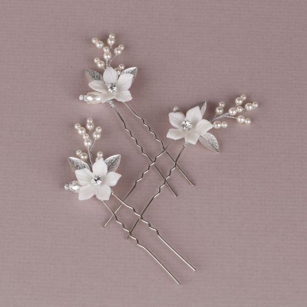 Sherford Wedding Hair Pins Set of 3