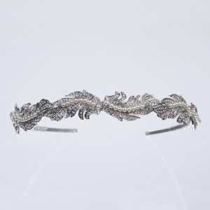 Simpson Bridal Headband
