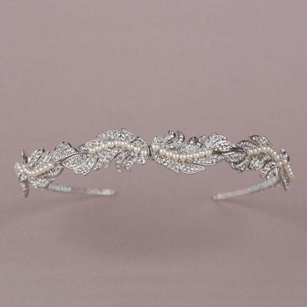 Simpson Bridal Headband