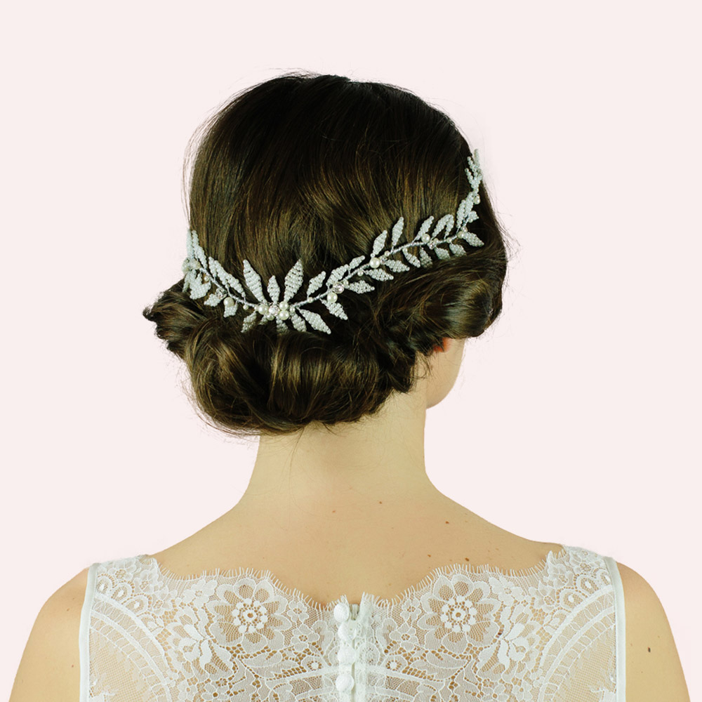 Willerby Bridal Hair Vine