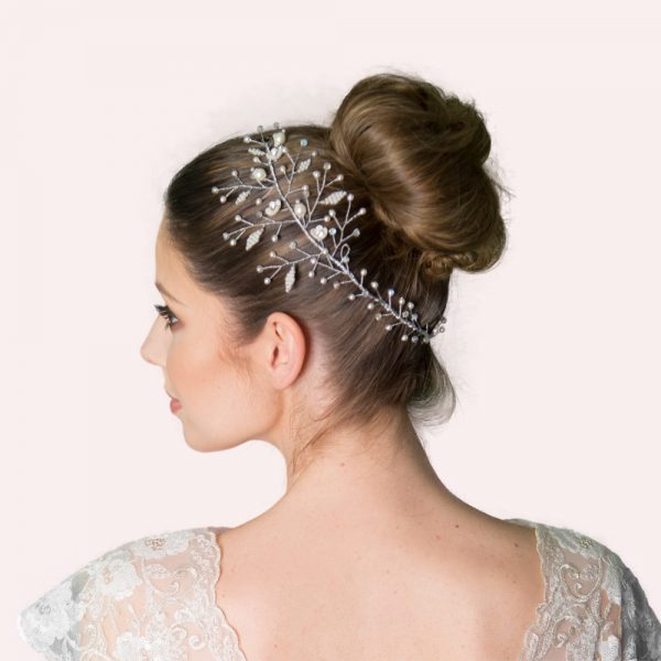 Winchester Bridal Hair Vine